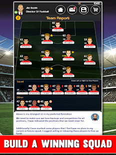Club Soccer Director - Soccer Club Manager Sim screenshots 14