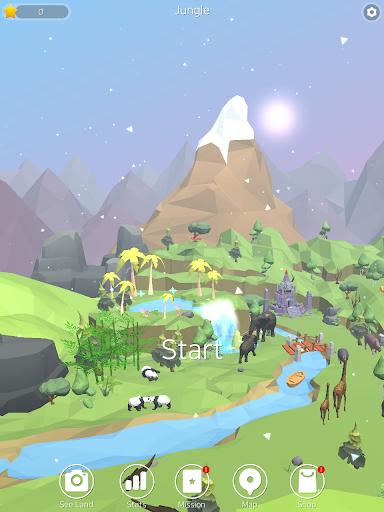 Solitaire : Planet Zoo 1.13.47 screenshots 14