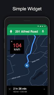 Speedometer : GPS Speed Tracker, Distance Meter, 4
