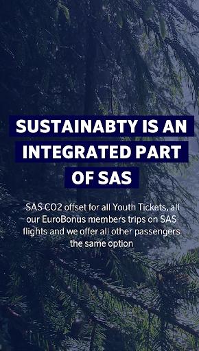 SAS – Scandinavian Airlines  screenshots 1