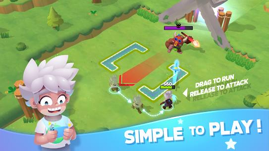 Summon Quest Mod Apk 0.3.2 (Unlimited Energy) 1