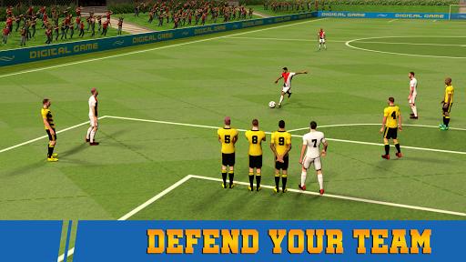 Soccer League Season 2021: Mayhem Football Games  screenshots 3