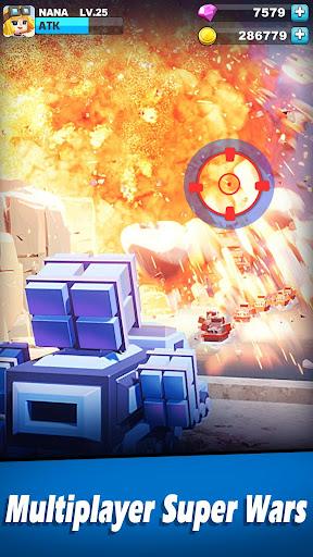 Merge Warfare  screenshots 3