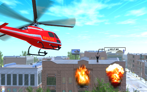 Light Speed Hero Rescue Mission: City Ambulance 1.0.4 screenshots 3
