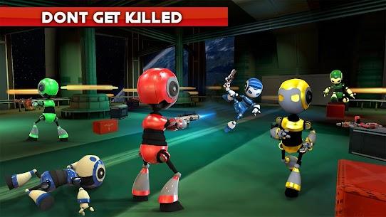 مستقبلية وحوش روبوت عصابة الحرة: لعبة قتال الحزب 4