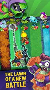 Download Plants vs. Zombies Heroes Zombies and Plants game: Android heroes mod 1