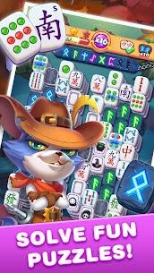 Mahjong Tour  Witch Tales Apk 2