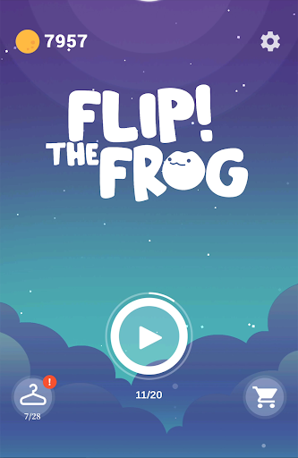 Flip! the Frog – Best of free casual arcade games