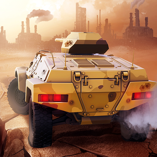 Metal Force: Battle Cars PvP Free Games Online