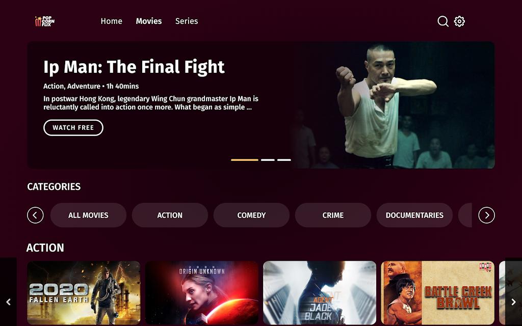 Popcornflix™ – Free Movies & TV poster 13