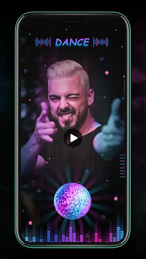 Song Video Maker - Photo Video Maker android2mod screenshots 2