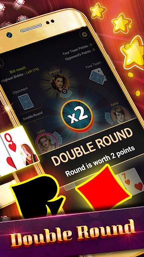 29 Card Game ( twenty nine ) Offline 2020 5.32 screenshots 5