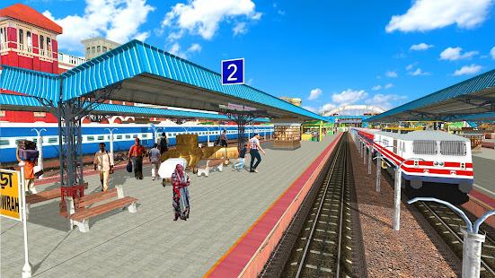 Indian Train Simulator 2018 - Free 1.16 Screenshots 5