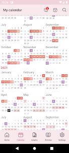 WomanLog Pro Calendar Mod Apk 6.1.3 (Patched) 6