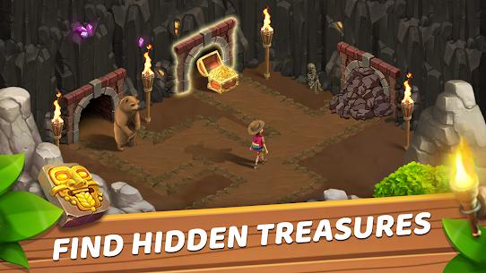 Funky Bay – Farm & Adventure game MOD APK 41.1.139 (Free Purchase) 11