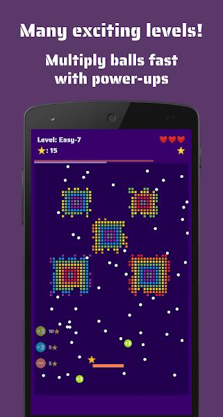 Brick Mania: Relaxing Arcade Game