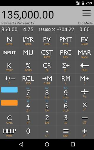 10bii Financial Calculator  screenshots 9