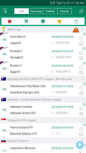 Foto do Soccer Predictions, Betting Tips and Live Scores