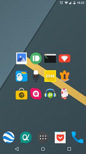 Iride UI - Icon Pack  screenshots 3