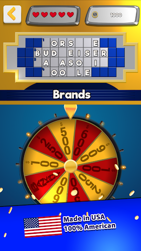 The Wheel of Fortune XD  Screenshots 3