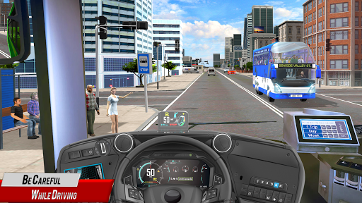 Super Coach Driving 2021 : Bus Free Games 2021 screenshots 13