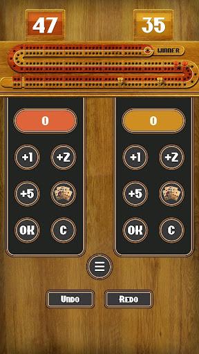 Cribbage Club (free cribbage app and board) screenshots 6