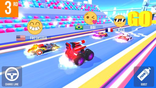 SUP Multiplayer Racing apktram screenshots 3