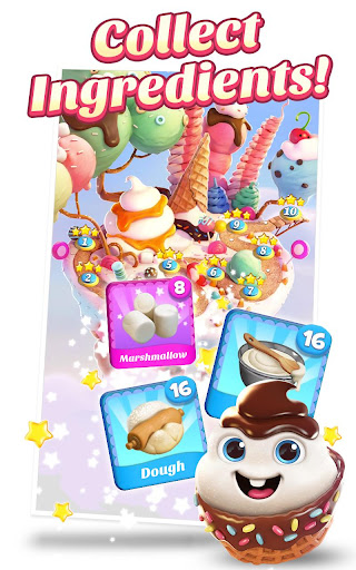 Cookie Jam Blastu2122 New Match 3 Game   Swap Candy 6.40.112 Screenshots 14