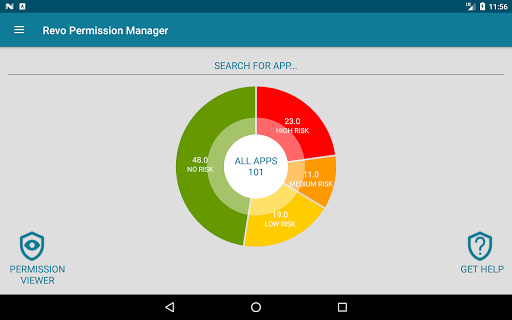 Revo App Permission Manager android2mod screenshots 8