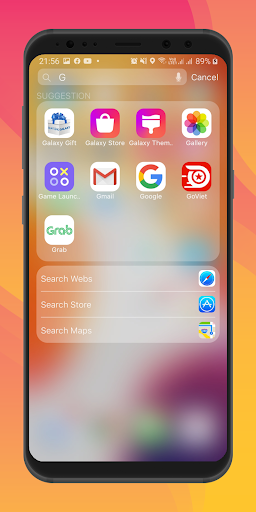 Launcher iOS 14 1.3.12 Screenshots 7