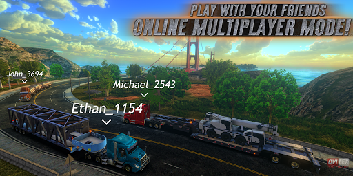 Truck Simulator USA - Evolution  screenshots 24