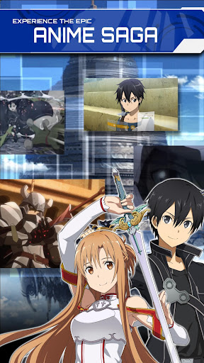 SWORD ART ONLINE;Memory Defrag modavailable screenshots 5