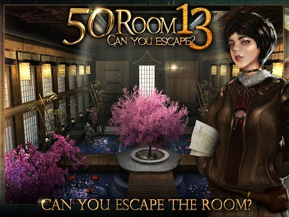 Can you escape the 100 room XIII MOD APK 5 6