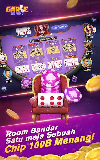 Domino Gaple -QiuQiu Texas Capsa  Slot Online 2.16.0.0 screenshots 14
