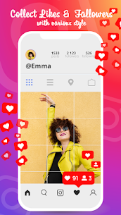 Get Real Followers and Likes: Insta Story Maker 4