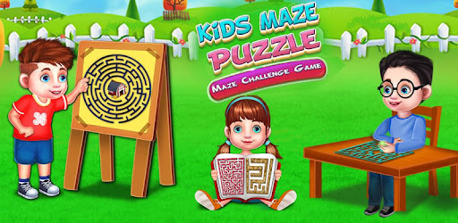 Screenshot of Maze Puzzle - Maze Challenge Game