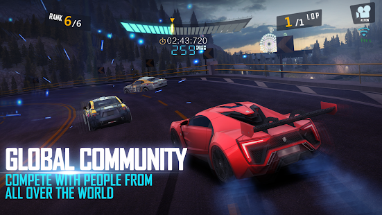 Arena of Speed: Fast and Furious Screenshot