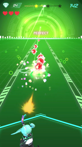 Dancing Bullet 3D 1.0 screenshots 2