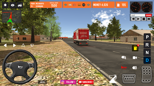 IDBS Truck Trailer screenshots 3