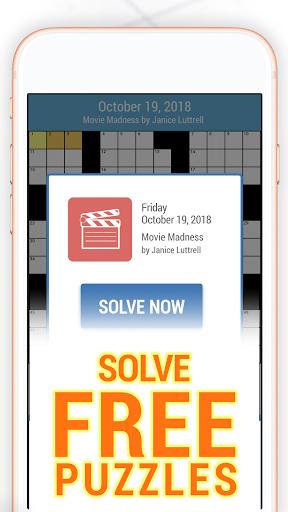 Daily POP Crosswords: Daily Puzzle Crossword Quiz screenshots 4
