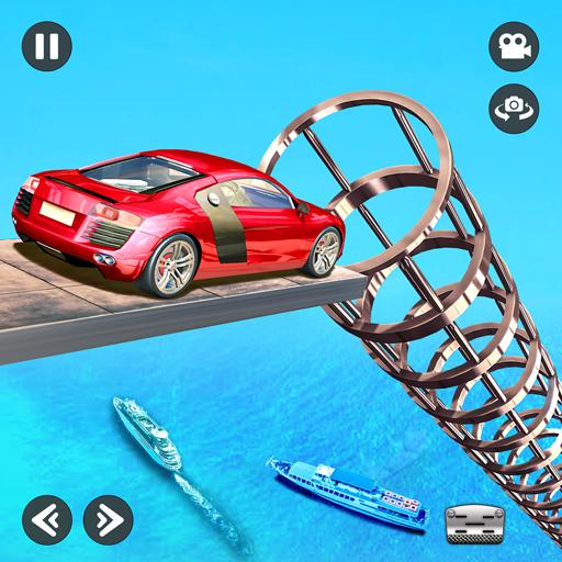 GT Racing Free Game Mega Ramp