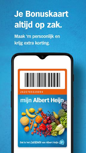 Albert Heijn apktram screenshots 4