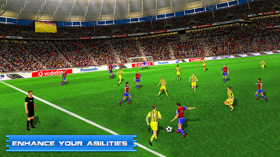 Real Soccer Match Tournament 2018 u26f9ufe0f (Final) 1.0 Screenshots 5