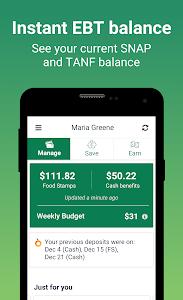 Fresh EBT - Food Stamp Balance 4.0.5
