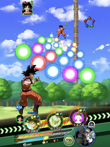 DRAGON BALL Z DOKKAN BATTLE  screenshots 24