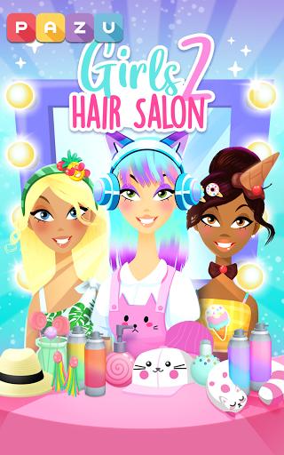 Code Triche filles salon de coiffure 2  APK MOD (Astuce) screenshots 1