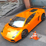 City Car Parking Games: Car Driving School 2021 game apk icon
