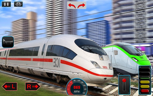 City Train Simulator 2020: Free railway Games 3d 3.0.7 screenshots 1