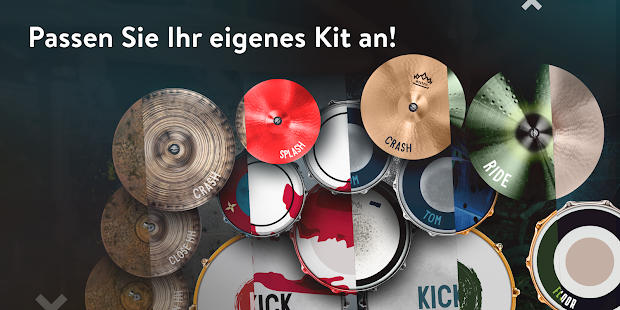 REAL DRUM: E-Drums Screenshot