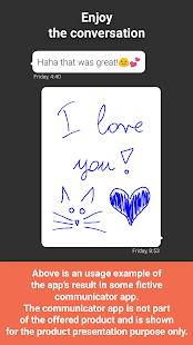 Handwritten Messages, MMS